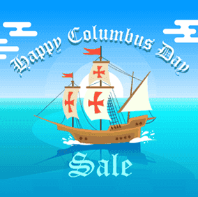 Columbus Day Sales 2020