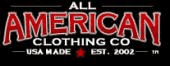 All American Clothing Co Coupon Codes