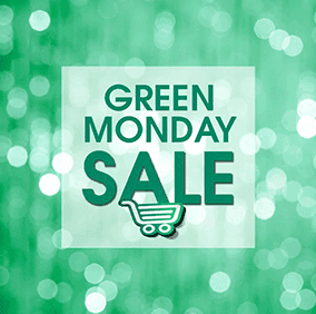 Green Monday Sales 2019