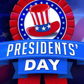 Presidents Day Sales 2020